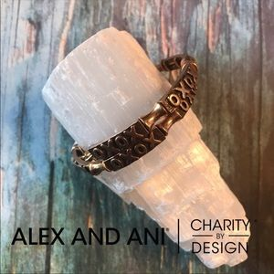 Alex and Ani XO Wrap